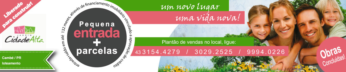 Jd. Cidade Alta