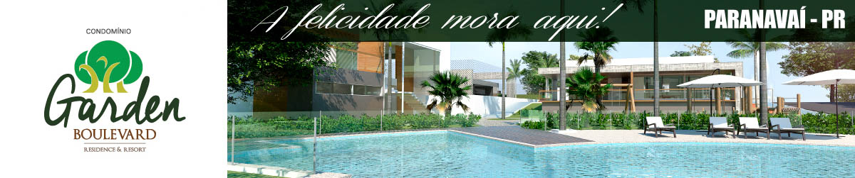 Condomínio Garden Boulevard Residence & Resort