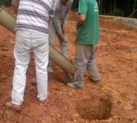 14/04/2011 - Concretagem Fundação Casa 12