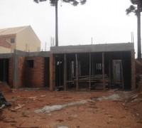 14/01/2011 - Alvenaria das casas 01/02/03/04/05/06 e 07.